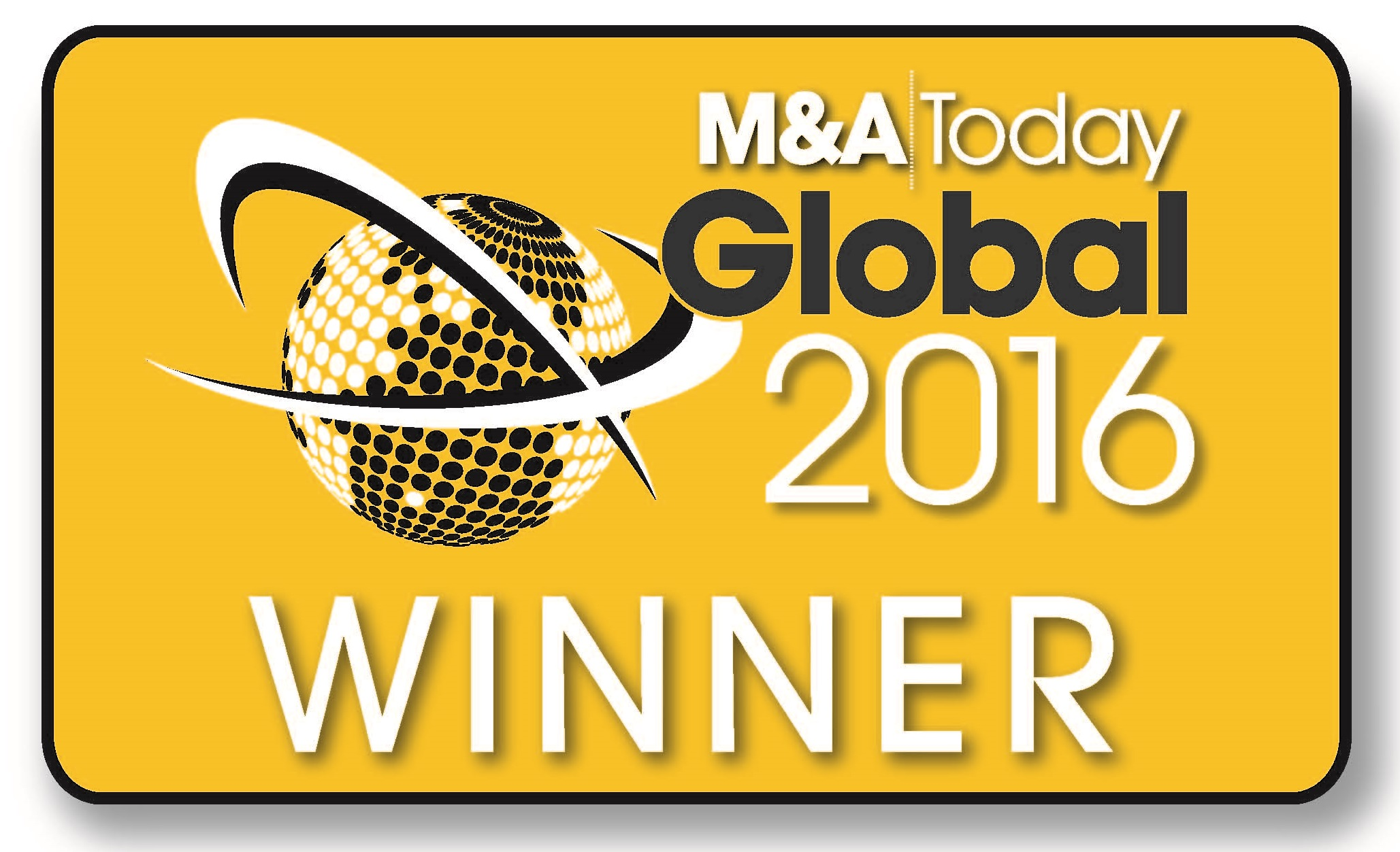 M&A / Today Global Awards « Banking »