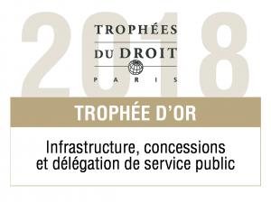 TROPHEE OR INFRA 2018