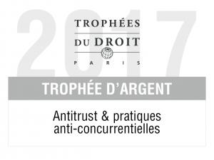 Trophee ARGENT 2017 ANTITRUST