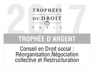 Trophee Argent 2017 SOCIAL