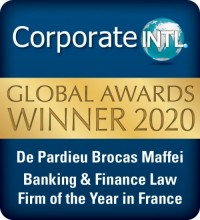 CorporateINTL Law Firm of the Year Banking & Finance
