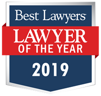 Best Lawyer of Year 2019 – Paul Talbourdet