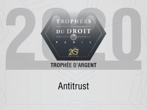 Trophee 2020 ANTITRUST ARGENT